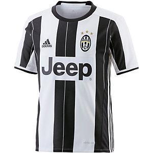 adidas Juventus Turin 16/17 Heim Fußballtrikot Kinder weiß