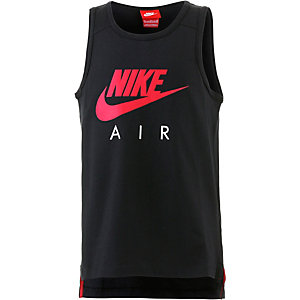 Nike Tanktop Jungen schwarz