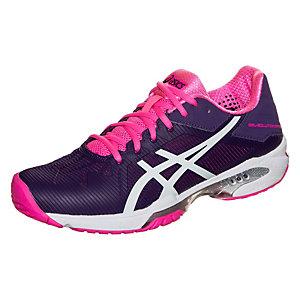 ASICS Gel-Solution Speed 3 Tennisschuhe Damen lila / pink / weiß