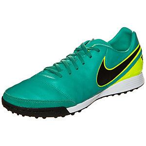 Nike Tiempo Mystic V Fußballschuhe Herren türkis / neongelb