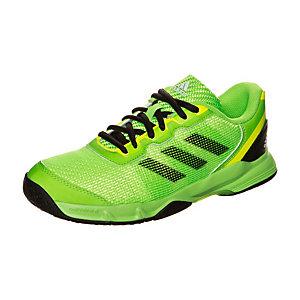 adidas Stabil Fitnessschuhe Kinder neon grün