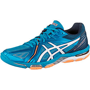 ASICS Gel-Volley Elite 3 Volleyballschuhe Herren blau