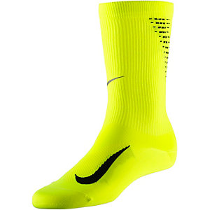 Nike Elite Lightweight 2.0 Laufsocken neongelb