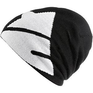 Zimtstern Anytime Beanie schwarz/weiß
