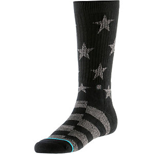 Stance RICHMOND 2 Sneakersocken Herren BLACK