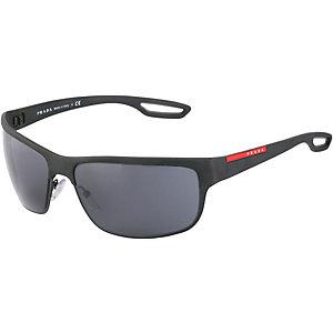 Prada Linea Rossa Linea Rossa Sonnenbrille schwarz