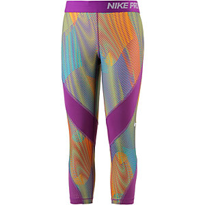 Nike Pro Hyprcoo Tights Mädchen bunt