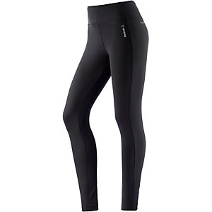 Reebok Tights Damen schwarz