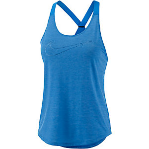 Nike Tanktop Damen blau