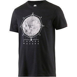 Element Moon T-Shirt Herren anthrazit
