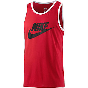 Nike Ace Logo Tanktop Herren rot