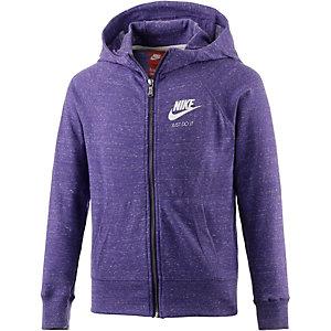 Nike Hoodie Mädchen lila