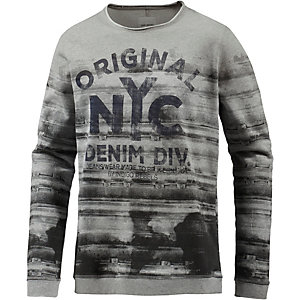 Shine Original Sweatshirt Herren graumelange