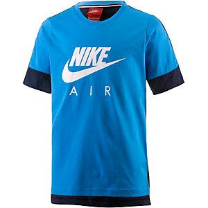 Nike Printshirt Jungen blau