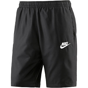 Nike NSW Season Trainingshose Herren schwarz