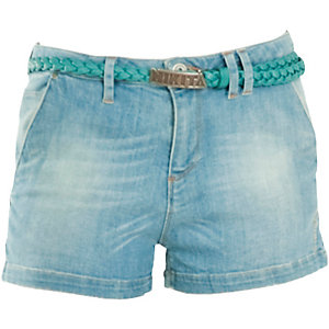Nikita Ray Jeansshorts Damen denim