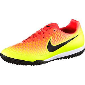 Nike MAGISTA ONDA TF Fußballschuhe Herren orange/schwarz/gelb