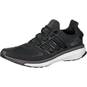 adidas Energy Boost Laufschuhe Herren schwarz