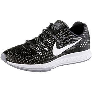 Nike Air Zoom Structure 19 Laufschuhe Herren schwarz/weiß
