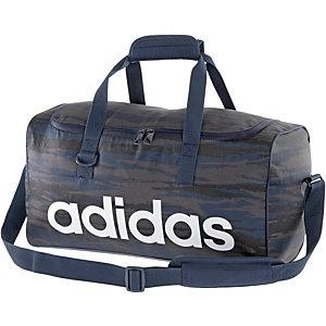 adidas Lin Per Sporttasche Herren schwarz/weiß