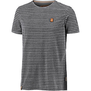 Naketano T-Shirt Herren anthrazit washed