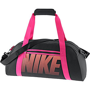 Nike Gym Club Sporttasche Damen schwarz/pink