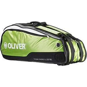 OLIVER Tennistasche grün/schwarz