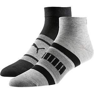 PUMA Socken Pack schwarz/weiss