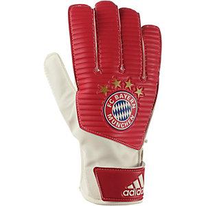 adidas FC Bayern Torwarthandschuhe rot