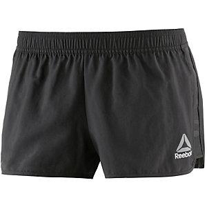 Reebok Shorts Damen schwarz
