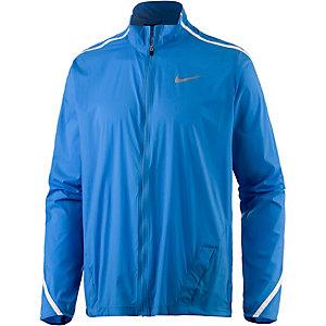 Nike Impossibly Light Laufjacke Herren blau