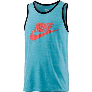 Nike Ace Logo Tanktop Herren türkis