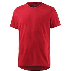 adidas Supernova Laufshirt Herren rot