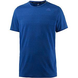 adidas Supernova Laufshirt Herren blau