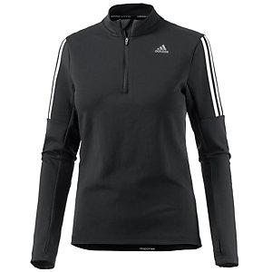adidas Response Funktionsshirt Damen schwarz/weiß