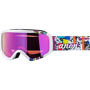 Anon Majestic Snowboardbrille Damen bunt