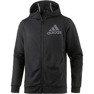 adidas Prime Sweatjacke Herren schwarz