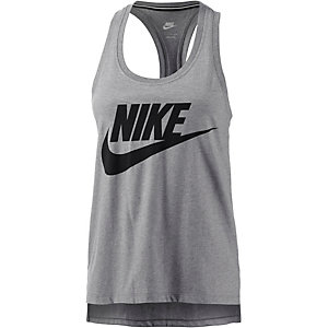 Nike Tanktop Damen dunkelgrau