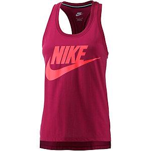 Nike Tanktop Damen bordeaux