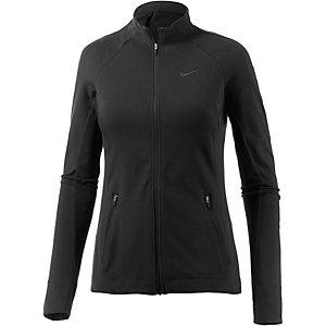 Nike Funktionsjacke Damen schwarz