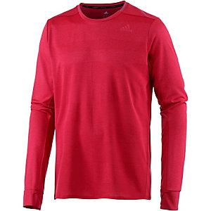 adidas Supernova Funktionsshirt Herren rot