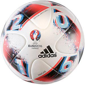 adidas Replica EM 2016 Fußball weiß