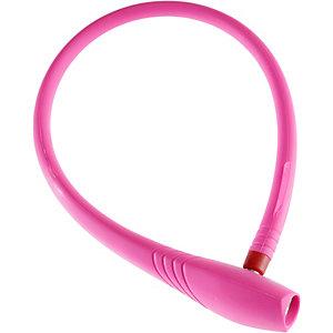 ABUS Kabel 560/65 uGrip Fahrradschloss pink