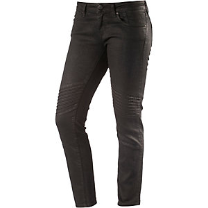 Mavi Aura Skinny Fit Jeans Damen black denim