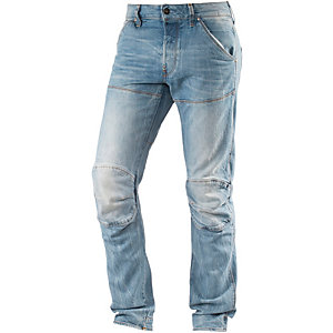G-Star 5620 3D Slim Fit Jeans Herren light blue denim