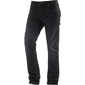 GARCIA Slim Fit Jeans Herren dark denim