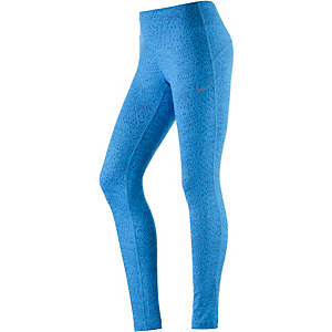 Nike Power Epic Run Lauftights Damen blau