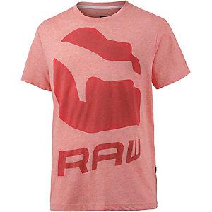 G-Star T-Shirt Herren hellrot/rot