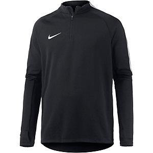 Nike Squad Langarmshirt Herren schwarz/weiß
