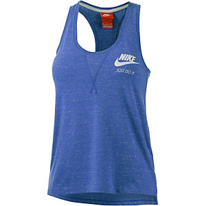 Nike Gym Vintage Tanktop Damen royal